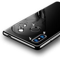 Etui Ultra Fine TPU Souple Transparente T07 pour Xiaomi Mi 8 SE Noir