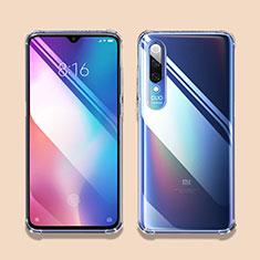 Etui Ultra Fine TPU Souple Transparente T07 pour Xiaomi Mi 9 Clair