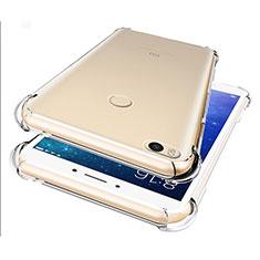 Etui Ultra Fine TPU Souple Transparente T07 pour Xiaomi Mi Max 2 Clair