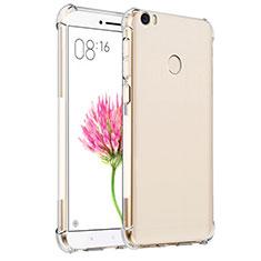 Etui Ultra Fine TPU Souple Transparente T07 pour Xiaomi Mi Max Clair