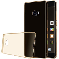 Etui Ultra Fine TPU Souple Transparente T07 pour Xiaomi Mi Note 2 Or