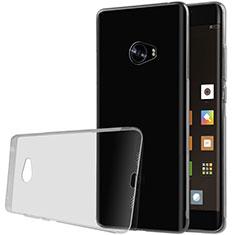 Etui Ultra Fine TPU Souple Transparente T07 pour Xiaomi Mi Note 2 Special Edition Gris