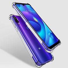 Etui Ultra Fine TPU Souple Transparente T07 pour Xiaomi Mi Play 4G Clair