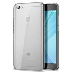 Etui Ultra Fine TPU Souple Transparente T07 pour Xiaomi Redmi Note 5A Prime Clair