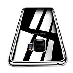 Etui Ultra Fine TPU Souple Transparente T08 pour Samsung Galaxy S9 Clair