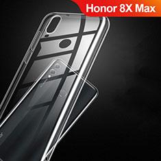 Etui Ultra Fine TPU Souple Transparente T09 pour Huawei Honor 8X Max Clair