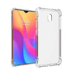 Etui Ultra Fine TPU Souple Transparente T09 pour Xiaomi Redmi 8A Clair