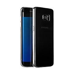 Etui Ultra Fine TPU Souple Transparente T10 pour Samsung Galaxy S7 Edge G935F Clair