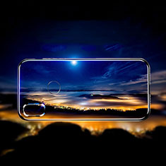 Etui Ultra Fine TPU Souple Transparente T10 pour Xiaomi Mi Mix 3 Noir