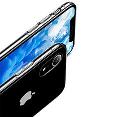Etui Ultra Fine TPU Souple Transparente T12 pour Apple iPhone XR Clair
