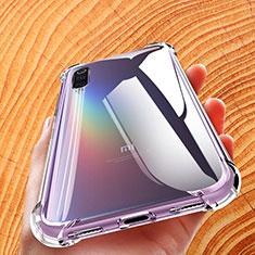 Etui Ultra Fine TPU Souple Transparente T14 pour Xiaomi Mi 9 Clair