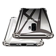 Etui Ultra Fine TPU Souple Transparente T17 pour Samsung Galaxy S9 Plus Clair