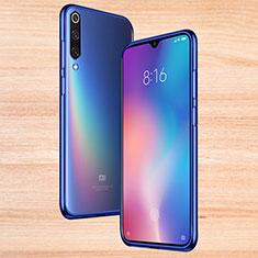 Etui Ultra Fine TPU Souple Transparente T17 pour Xiaomi Mi 9 Bleu