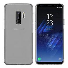 Etui Ultra Fine TPU Souple Transparente T20 pour Samsung Galaxy S9 Plus Gris