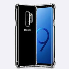 Etui Ultra Fine TPU Souple Transparente T22 pour Samsung Galaxy S9 Plus Clair