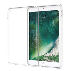 Etui Ultra Slim Silicone Souple Transparente pour Apple New iPad 9.7 (2018) Clair