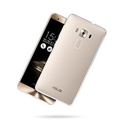 Etui Ultra Slim Silicone Souple Transparente pour Asus Zenfone 3 Deluxe ZS570KL ZS550ML Clair