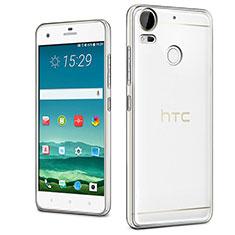 Etui Ultra Slim Silicone Souple Transparente pour HTC Desire 10 Pro Clair