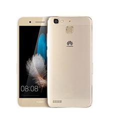 Etui Ultra Slim Silicone Souple Transparente pour Huawei G8 Mini Clair