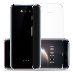Etui Ultra Slim Silicone Souple Transparente pour Huawei Honor Magic Clair