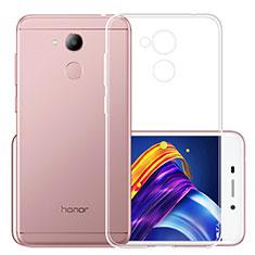 Etui Ultra Slim Silicone Souple Transparente pour Huawei Honor V9 Play Clair