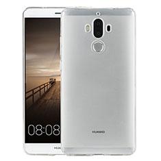Etui Ultra Slim Silicone Souple Transparente pour Huawei Mate 9 Clair