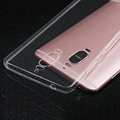 Etui Ultra Slim Silicone Souple Transparente pour Huawei Mate 9 Pro Clair