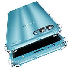 Etui Ultra Slim Silicone Souple Transparente pour Huawei Nova 2S Clair