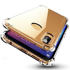 Etui Ultra Slim Silicone Souple Transparente pour Huawei Nova 3e Clair