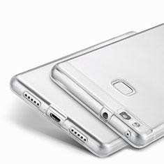 Etui Ultra Slim Silicone Souple Transparente pour Huawei P9 Lite Clair