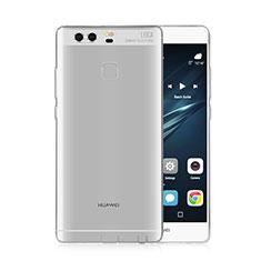 Etui Ultra Slim Silicone Souple Transparente pour Huawei P9 Plus Clair
