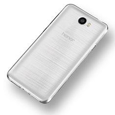 Etui Ultra Slim Silicone Souple Transparente pour Huawei Y5 II Y5 2 Clair