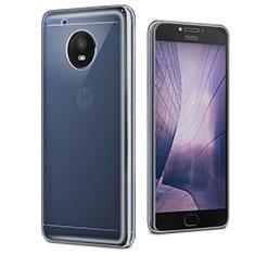 Etui Ultra Slim Silicone Souple Transparente pour Motorola Moto E4 Plus Clair