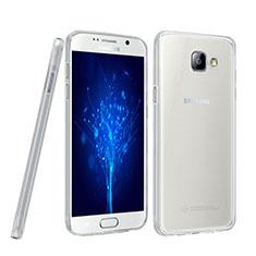 Etui Ultra Slim Silicone Souple Transparente pour Samsung Galaxy A5 (2016) SM-A510F Clair