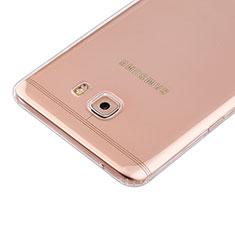 Etui Ultra Slim Silicone Souple Transparente pour Samsung Galaxy C9 Pro C9000 Clair