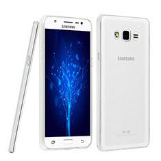 Etui Ultra Slim Silicone Souple Transparente pour Samsung Galaxy J5 SM-J500F Clair