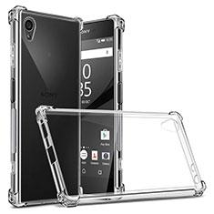 Etui Ultra Slim Silicone Souple Transparente pour Sony Xperia XA1 Plus Clair