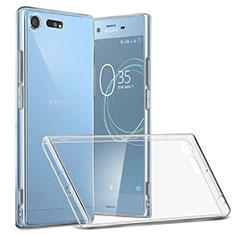 Etui Ultra Slim Silicone Souple Transparente pour Sony Xperia XZ Premium Clair