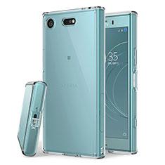 Etui Ultra Slim Silicone Souple Transparente pour Sony Xperia XZ1 Compact Clair