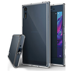 Etui Ultra Slim Silicone Souple Transparente pour Sony Xperia XZs Clair