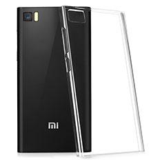 Etui Ultra Slim Silicone Souple Transparente pour Xiaomi Mi 3 Clair