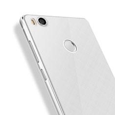 Etui Ultra Slim Silicone Souple Transparente pour Xiaomi Mi 4S Clair