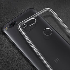 Etui Ultra Slim Silicone Souple Transparente pour Xiaomi Mi 5X Clair