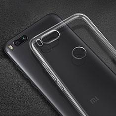 Etui Ultra Slim Silicone Souple Transparente pour Xiaomi Mi A1 Clair
