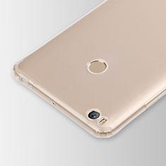 Etui Ultra Slim Silicone Souple Transparente pour Xiaomi Mi Max 2 Clair