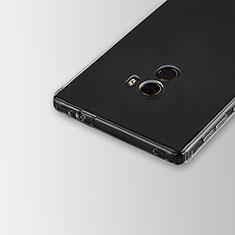 Etui Ultra Slim Silicone Souple Transparente pour Xiaomi Mi Mix Clair