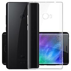 Etui Ultra Slim Silicone Souple Transparente pour Xiaomi Mi Note 2 Special Edition Clair