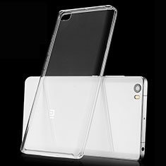 Etui Ultra Slim Silicone Souple Transparente pour Xiaomi Mi Note Clair