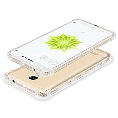 Etui Ultra Slim Silicone Souple Transparente pour Xiaomi Redmi Note 3 MediaTek Clair