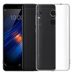 Etui Ultra Slim Silicone Souple Transparente pour Xiaomi Redmi Note 4 Standard Edition Clair
